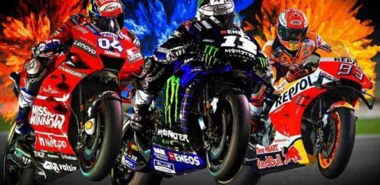 ประกาศปฎิทินใหม่ MotoGP2020 อย่างเป็นทางการ
