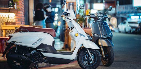 New Suzuki Saluto 125 แฟนๆ เรียกร้อง คาดช่วยฟื้นยอดขายของซูซูกิในไทยได้!