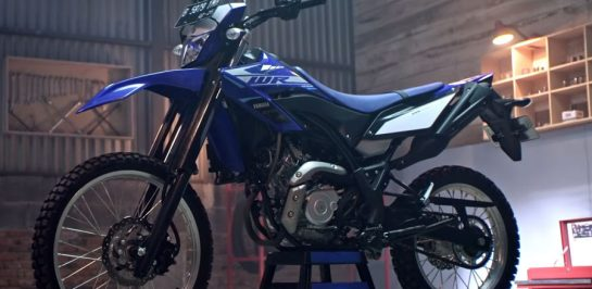 New Yamaha WR155 คาดเปิดตัวในไทย ก.ค. นี้ พร้อมลุยทุกเส้นทาง!
