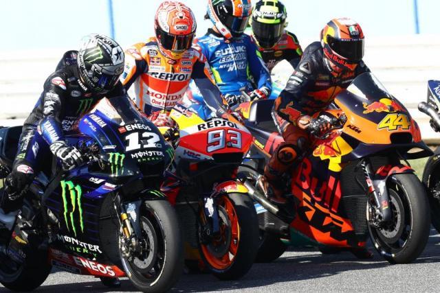 ประกาศ MotoGP ห้ามพัฒนาเครื่องยนต์และอากาศพลศาสาตร์ไปจนถึงปิดฤดูกาล 2021