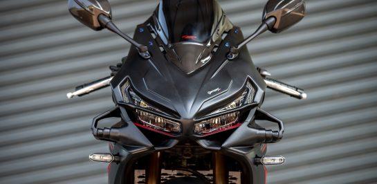 พาชมรถแต่ง Honda CBR650R ดำ ดุ เข้ม ผลงานของ MotozAAA
