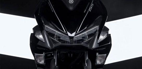 All New Yamaha Aerox 155 เตรียมใส่ Traction Control, Y-Connect ปรับเครื่องให้เร้าใจกว่าเดิม!