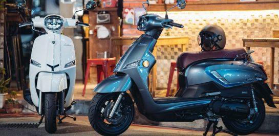 New Suzuki Saluto 125 พื้นฐานเดียวกันกับ Address 125 เตรียมรุกตลาดอาเซี่ยน ไทยได้ลุ้นเต็มตัว!