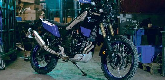 Rally Raid นำเสนอโช้คอัพหลังสำหรับ Yamaha Tenere700