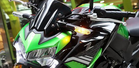 เจาะรายละเอียด Kawasaki Z900 เวอร์ชั่น 2020 อัพเกรดหลายจุด!