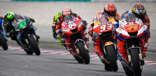 แอบส่องตลาดพ่อค้าคันเร่ง MotoGP 2021
