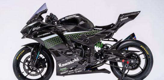 Kawasaki Indonesia ปล่อยวิดีโอโชว์ของแต่ง Kawasaki Ninja ZX-25R