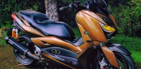 Diffuser ตัวช่วยลดความร้อนของเครื่องยนต์ Yamaha NMax และ XMax โดย Yoga Motoshop