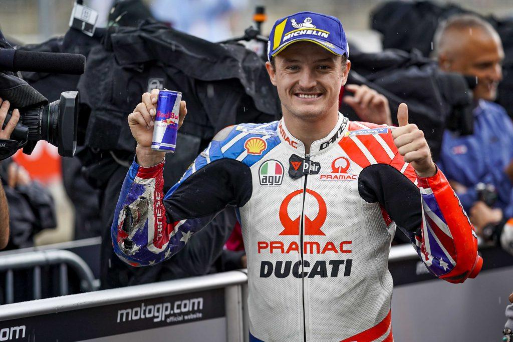 Jack Miller กลายเป็นนักแข่งโรงงาน Ducati เต็มตัว