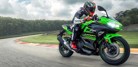 Ohlins นำเสนอโช้คอัพ STX 36 สำหรับ Kawasaki Ninja 250 และ 400