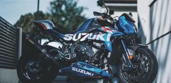 เปิดตัว 2020 Suzuki Virus 1000R ซุปเปอร์เนกเกตไบค์ Custom ตัวท๊อปจากประเทศสวิสเซอร์แลนด์
