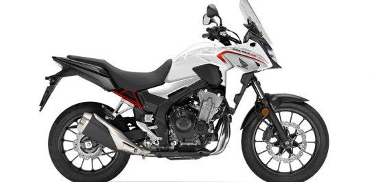 เผยโฉม New Honda CB500X 2020 เฟรมแดง! คาดเตรียมเปิดตัวเร็วๆ นี้