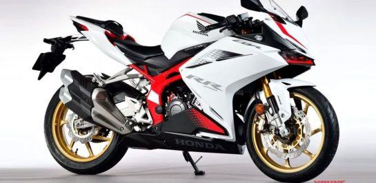 New Honda CBR250RR 2020 อัพเดทล่าสุด แรงม้า 42 ตัว เสริมฟีเจอร์ใหม่ ก่อนเปิดตัวเร็วๆ นี้!