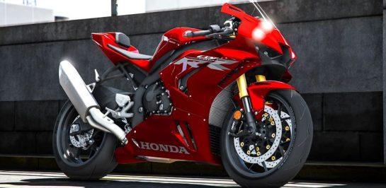 All New Honda CBR600RR-R กำลังทดสอบเครื่องยนต์และฟีเจอร์แล้ว เตรียมถล่มคู่แข่งปี 2021!