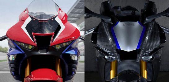 เจาะลึก All New Honda CBR1000RR-R SP กับ All New Yamaha YZF-R1M ใครจะเฟี้ยวกว่ากัน?!!!
