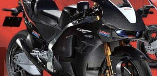 Honda เตรียมส่ง All New RVF1000R 4 สูบวี ท้าชนคู่แข่ง!