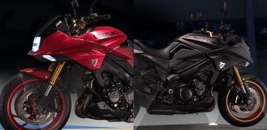 เตรียมเปิดตัว Suzuki Katana 2020 อัพเดทสีสันใหม่ในไทยปลายปีนี้!