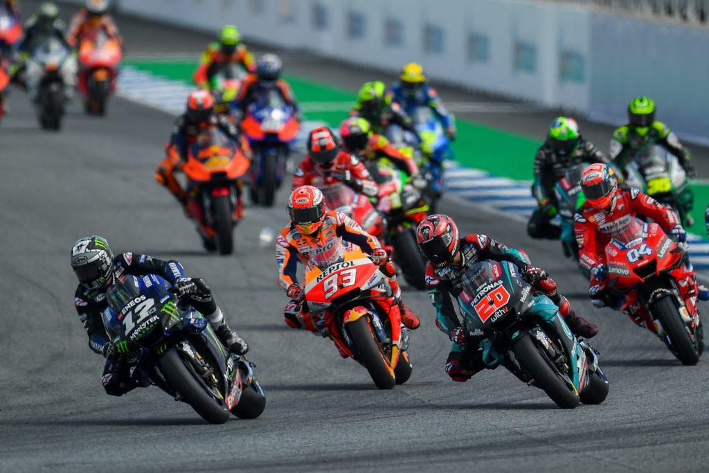 MotoGP ยืนยันจะไม่มีนักแข่ง Widecard ในฤดูกาล 2020