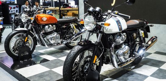 Royal Enfield เตรียมพัฒนารถรุ่นใหม่คลาสระหว่าง 350 – 650cc !!!