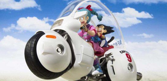 ของเล่นมอเตอร์ไซค์ในความทรงจำ Bulma's Capsule No.9 motorcycle