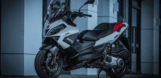 เจาะลึก New Aprilia SR MAX 250 ราคาประมาณ 120,000 บาท จะมีอะไรเด็ดๆ บ้าง?!!