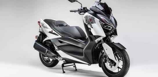 เปิดตัว Yamaha XMAX 300 Roma Edition อย่างเป็นทางการ