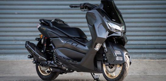All New Yamaha NMAX 155 เวอร์ชั่นอัพเกรด AsurA หล่อ ล่ำ ดุดัน!
