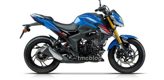 จะเป็นอย่างไรถ้า Haojue DR160 ถูกแทนที่ด้วยเครื่องยนต์ DOHC 150 ซีซี จาก Suzuki GSX-S150