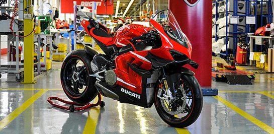 ทำไม 2020 Ducati Superlegera V4 ถึงเป็นสุดยอดซุปเปอร์ไบค์แห่งยุค