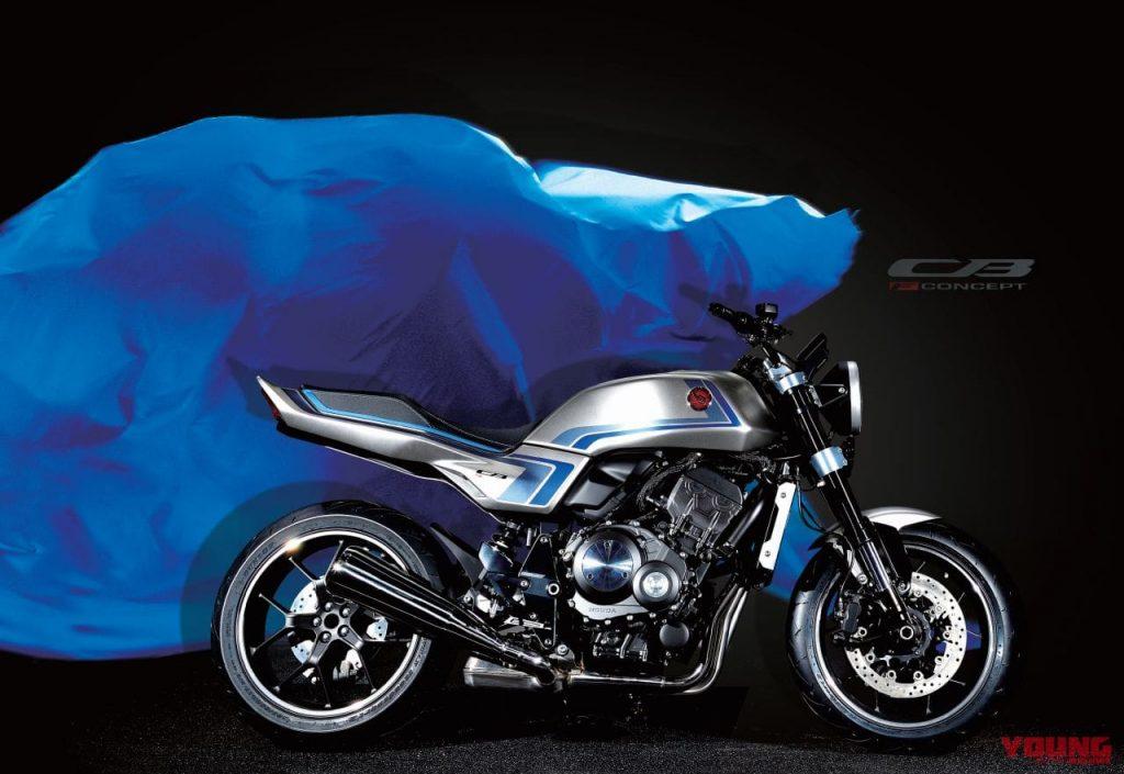 รายละเอียดและความน่าสนใจของ Honda CB-F Concept