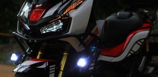 New Honda ADV300 ลุ้นเปิดตัวปี 2021 ยัด Traction Control, ชิลด์หน้าไฟฟ้า ซับแทงค์หลัง!