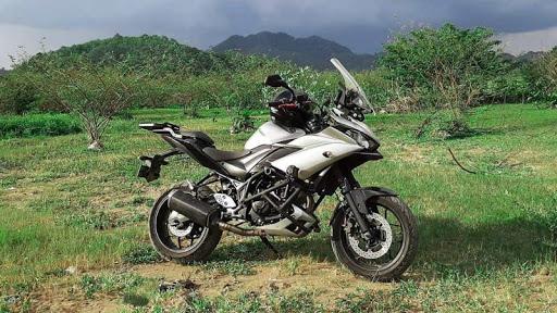 จับ Yamaha YZF-R25 แปลงโฉมเป็นแอดแวนเจอร์ทัวร์ริ่ง Yamaha Tracer 250