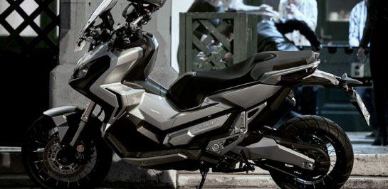 ลุ้นเปิดตัว All New Honda X-ADV 800 ปลายปีนี้!