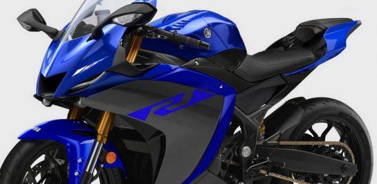 All New Yamaha YZF-R3 เตรียมปรับโฉมใหม่ ดีไซน์ดุดันเฉียบคมมากยิ่งขึ้น!