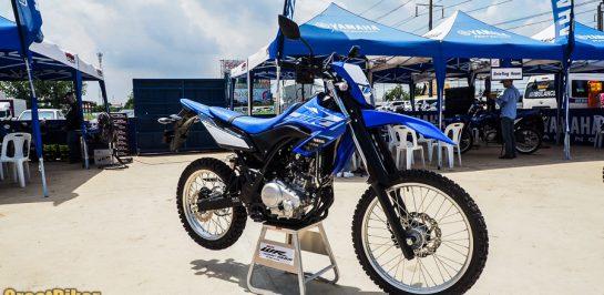 New Yamaha WR155R โผล่ตัวเป็นๆ ในไทยแล้ว สื่อมวลชมร่วมทดสอบ!