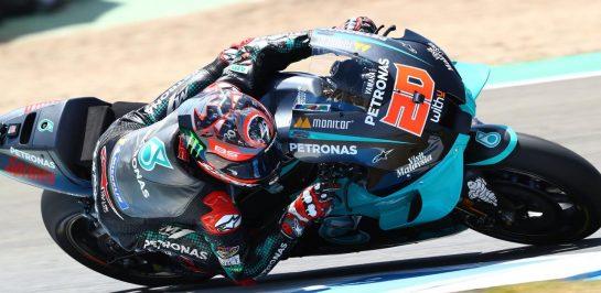 สรุปผลการ Qualify รายการ Gran Premio Red Bull de Andalucía การแข่งขัน MotoGP2020 สนามที่สอง