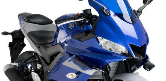 Puig เปิดตัว Winglet สำหรับ Yamaha YZF-R25/R3