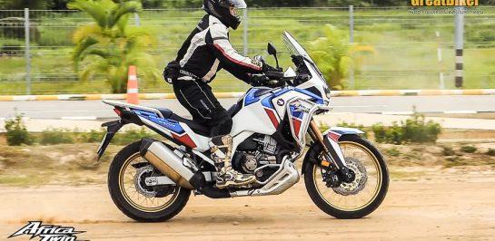 รีวิว All New Honda Africa Twin CRF1100L รุ่นใหม่ ทดสอบขับขี่จริง!