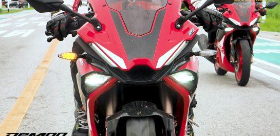 รีวิว New GPX Demon GR200R ทดสอบขับขี่จริง!
