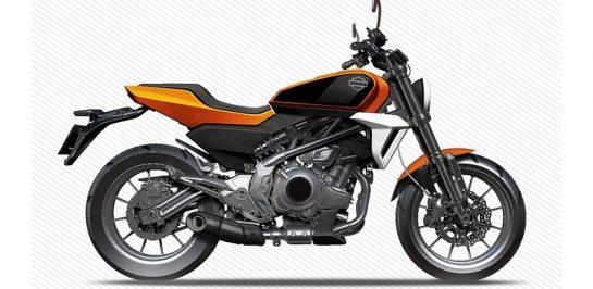 Harley-Davison HD338 จะเปลี่ยนเป็น HD353 ตามขนาดเครื่องยนต์หรือไม่
