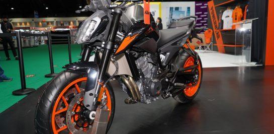 """""""วรูม ไทยแลนด์"""" รุกตลาดครึ่งปีหลังส่ง 3 แบรนด์รถจักรยานยนต์ระดับโลก KTM-Husqvarna-BAJAJ เปิดตัวงานมอเตอร์โชว์ 2020"""