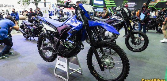 เปิดตัว New Yamaha WR155R ในไทย เคาะราคา 105,000 บาท!