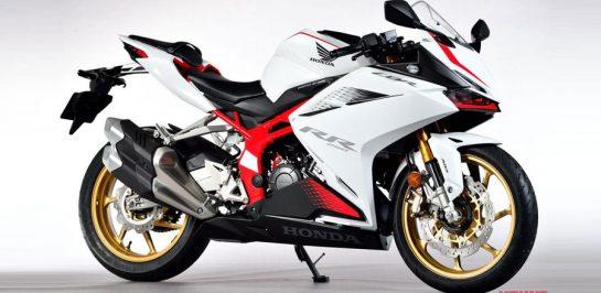New Honda CBR250RR 2020 เพิ่มแรงม้า, ฟีเจอร์ใหม่ เตรียมเปิดตัว ก.ย. นี้!