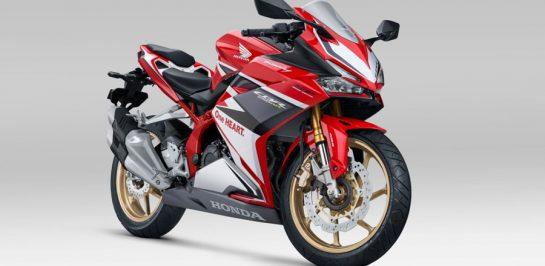 AHM เปิดตัว Honda CBR250RR SP 2021 ม้า 41 ตัว ยัดควิกชิฟเตอร์และสลิปเปอร์คลัทช์มาให้!