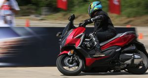 รีวิว All New Honda Forza 350
