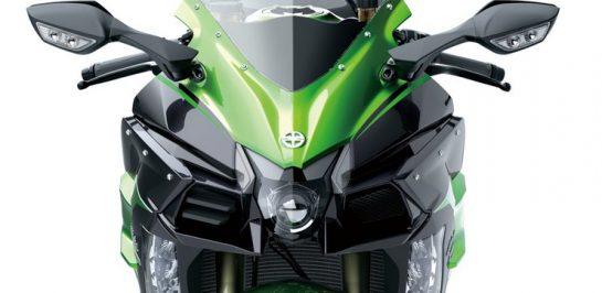 สิทธิบัตรใหม่ Kawasaki Ninja H2SX ที่มาพร้อมกับระบบ Adaptive cruise control