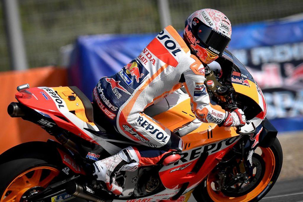 Marc Marquez ชวดแข่ง Gran Premio Red Bull de Andalucía อย่างเป็นทางการ