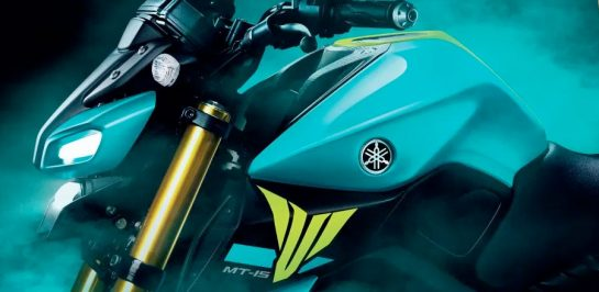 เปิดตัว New Yamaha MT-15 2020 ในไทย อย่างเป็นทางการ!
