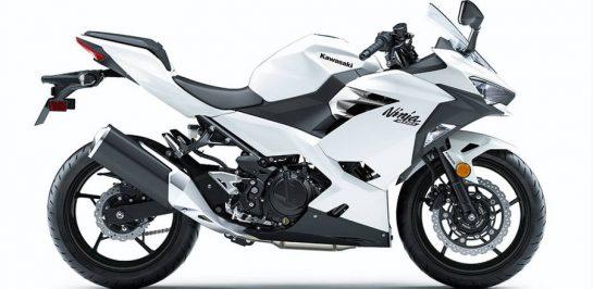 เปิดตัว Kawasaki Ninja 400 2020 อัพเดทสีสันใหม่!
