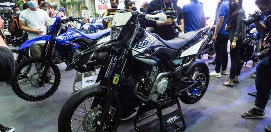 อย่างฮ็อต! New Yamaha WR155R ยอดจองทะลุ 700 คัน ในเวลาเพียง 2 ชั่วโมง!
